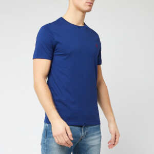Polo Ralph Lauren Men's Slim Fit Polo Shirt - Holiday Sapphire