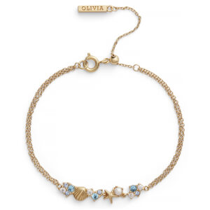 Olivia Burton Women's Under The Sea Chain Bracelet - Gold