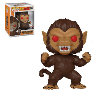 Dragon Ball Z Great Ape Goku 6-Inch EXC Funko Pop! Vinyl