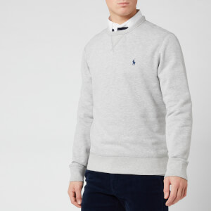 Polo Ralph Lauren Men's Basic Crew Sweatshirt - Andover Heather