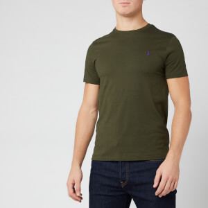 Polo Ralph Lauren Men's Short Sleeve Basic Cotton T-Shirt - State Olive