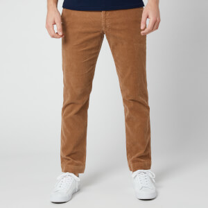Polo Ralph Lauren Men's Slim Fit Cord Trousers - Montana Khaki