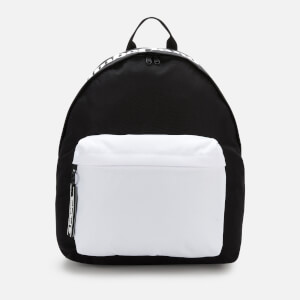 Timberland Men's Classic Backpack - Black/White