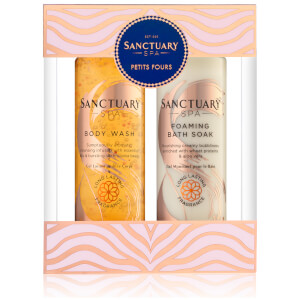 Sanctuary Spa Pampering Petit Four Gift Set 総額¥1,500円以上