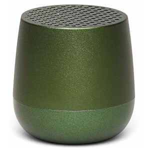 Lexon MINO Bluetooth Speaker - Dark Green