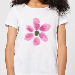 Flower 7 Women's T-Shirt - White
