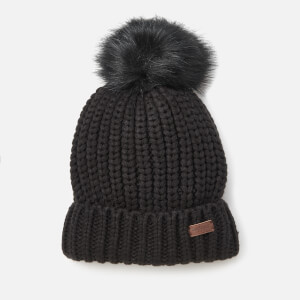 Barbour Women's Saltburn Beanie - Black