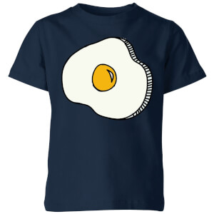Cooking Fried Egg Kids' T-Shirt