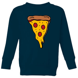 Cooking Pizza Slice Kids' Sweatshirt