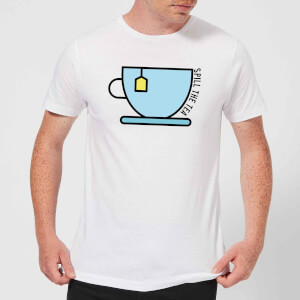 Cooking Spill The Tea Men's T-Shirt