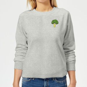 Cooking Small Broccoli Women's Sweatshirt