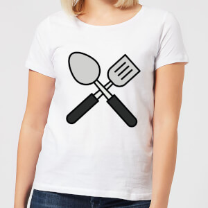 Cooking Spatula And Spoon Women's T-Shirt
