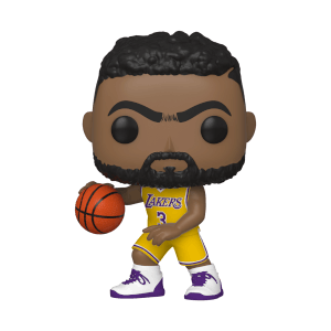 Figurine Pop! Anthony Davis - NBA Los Angeles Lakers