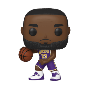 Figurine Pop! Lebron James - NBA Los Angeles Lakers