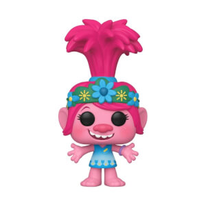 Trolls World Tour Poppy Pop! Vinyl Figure