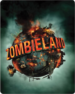 Zombieland 10th Anniversary - 4K Ultra HD Zavvi UK Exclusive Steelbook