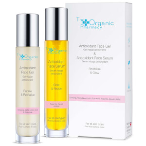 The Organic Pharmacy Antioxidant Duo (Worth $270.00)