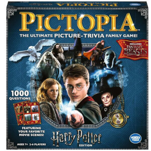 Pictopia Board Game - Harry Potter Edition