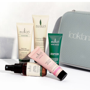 Sukin lookfantastic Discovery Bag (Worth over HK$190)