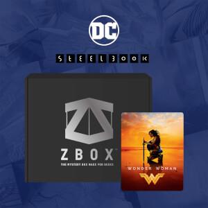 Mystery Zavvi Exklusive DC Comics SteelBook x ZBOX
