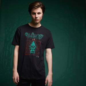 Legend Of Zelda Retro Arcade Hero T-Shirt - Black
