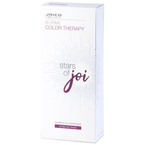 Joico Stars of Joi K-Pak Color Therapy Shampoo and Conditioner 300ml (Worth £31.45)