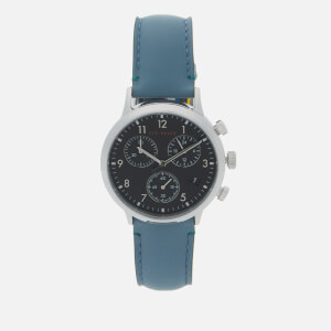 Ted Baker Men's Cosmop Chrono Watch - Black/Blue
