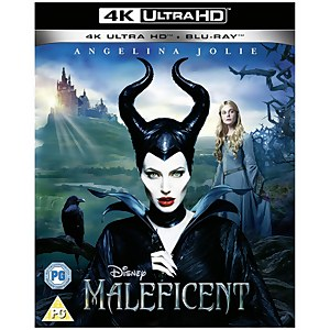 Disney's Maleficent - 4K Ultra HD