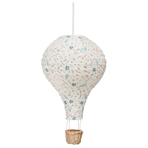 Cam Cam Hot Air Balloon Lamp - Pressed Leaves Rose