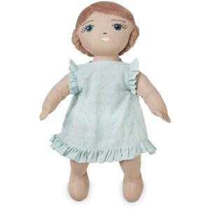 Cam Cam Organic Textile Doll - Agnes
