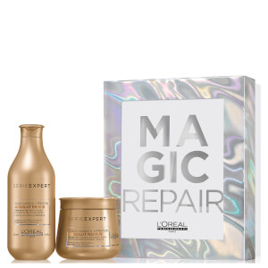 L'Oréal Professionnel Serie Expert Absolut Repair Christmas Gift Set 550ml (Worth £30.39)