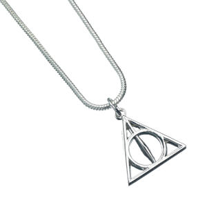 Harry Potter Deathly Hallows Necklace from I Want One Of Those