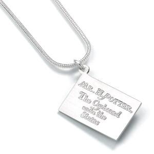 Harry Potter Hogwarts Acceptance Letter Necklace