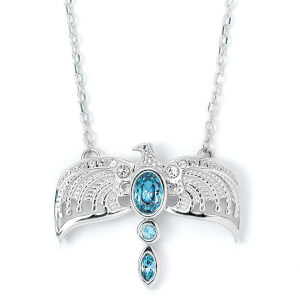 Harry Potter Diadem Necklace Embellished with Swarovski Crystals