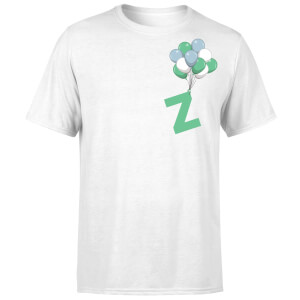 Zavvi Balloon White T-Shirt