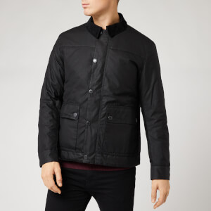 Barbour Men's Bodmin Wax Jacket - Black