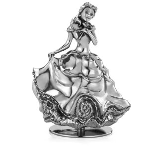 Figurine Boîte à musique Belle Disney - Royal Selangor