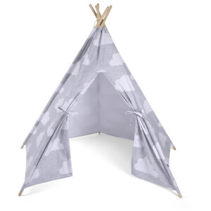 Snüz Kids Teepee Play Tent - Cloud