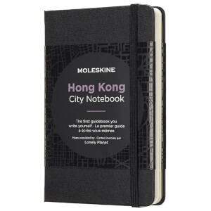 Moleskine City Notebook - Hong Kong