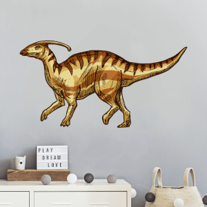 Parasaurolophus Wall Art Sticker