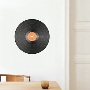 Sticker Record Wall Art Sticker