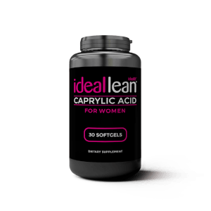IdealLean Caprylic Acid, 30 Servings