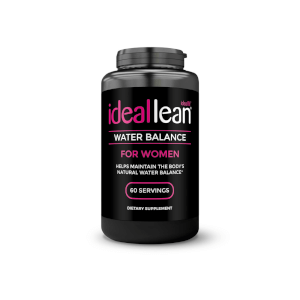 IdealLean Water Balance Tablet - 60 Servings