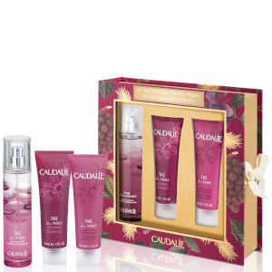 Caudalie Thé des Vignes Fragrance and Body Set (Worth AED160)
