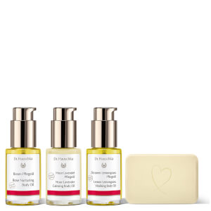 Dr. Hauschka Softening Body Care Set