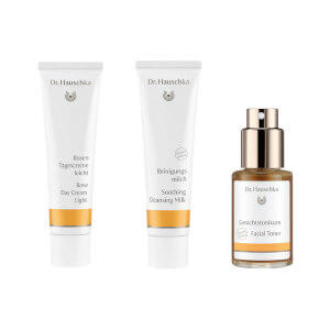 Dr. Hauschka Radiant Rose Light Set 3 x 30ml
