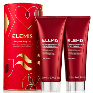 Elemis Frangipani Body Duo Set (Worth £56.00)