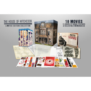 Coffret Collector House of Hitchcock - Collection Hitchcock