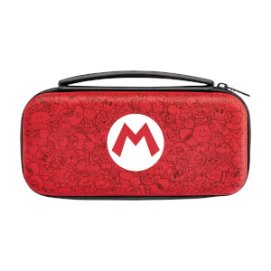 Nintendo Switch Hard Pouch - Mario Remix Edition