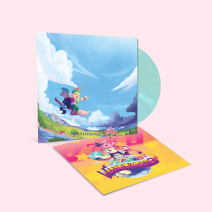 WANDERSONG Original Video Game Soundtrack Colour LP